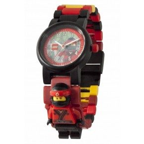 LEGO Classic Armbåndsur - Rød