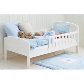 Baby Dan Karla juniorseng 70x140 cm inkl. Comfort Madras
