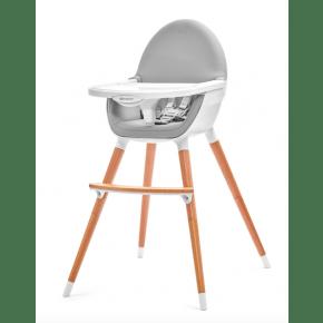 Kinderkraft Fini højstol - grå