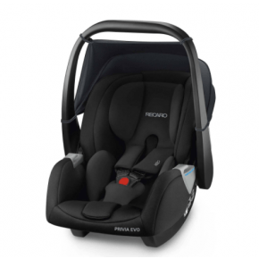 Recaro Privia Evo Autostol - Performance Black