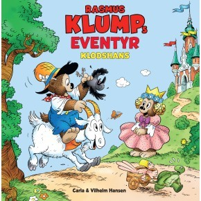 Carlsen Rasmus Klumps eventyr: Klodshans