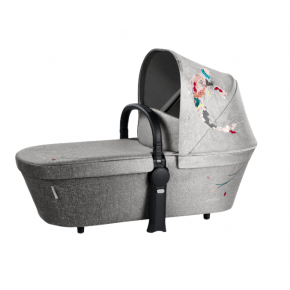 Cybex Priam Carry cot - Koi, Mid Grey