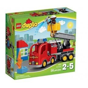 LEGO DUPLO - Brandbil - 10592