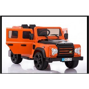 Ride ons Land Rover Defender DMD-198OR - Med fjernbetjening