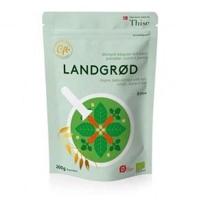Woodland Wonders Landgrød, 200 G. Øko Babymad