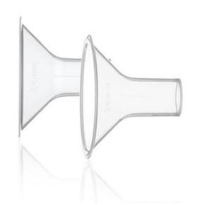 Medela PersonalFit brysttragt - 21 mm, Small, 2-pack