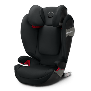 Cybex Solution S-Fix Autostol - Lavastone Black