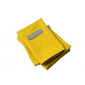 Leander sofahynde betræk - Spicy Yellow