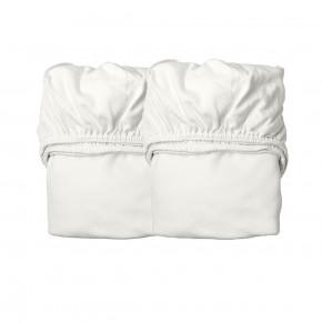 Leander lagen til babyseng, 2 pk., Snow