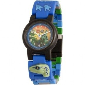 LEGO Jurassic World Armbåndsur - Blue
