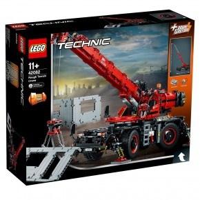 LEGO Technic - Terrængående kran - 42082