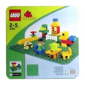 LEGO DUPLO - Stor Byggeplade - 2304