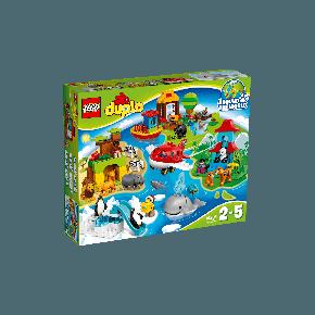 Lego Duplo - Verden Rundt