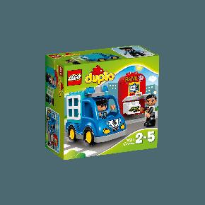 LEGO DUPLO - Politipatrulje - 10809