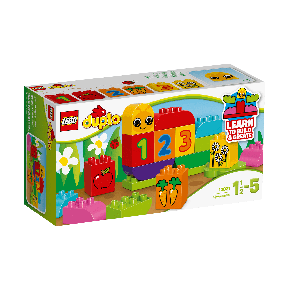 Lego Duplo - Min første kålorm
