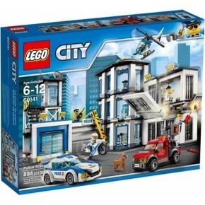 LEGO CITY - Politistation - 60141