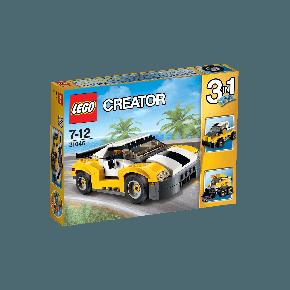 Lego Creator - Hurtig bil