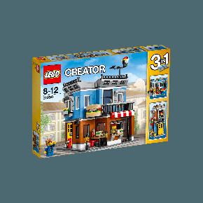 Lego Creator - Delikatesseforretning