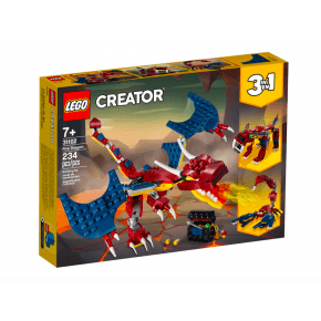 LEGO Creator Ilddrage - 31102