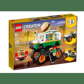 LEGO Creator Monsterburgervogn - 31104
