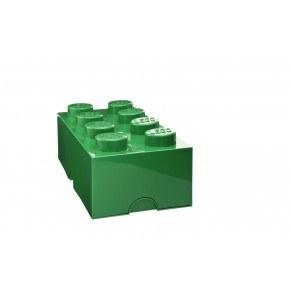 LEGO Opbevaringskasse 8 - Grøn