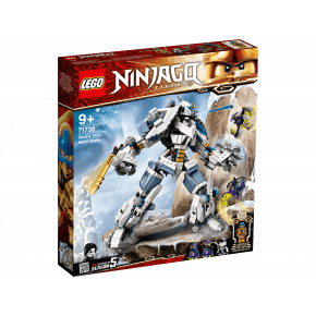 LEGO Ninjago Zanes kæmperobotkamp - 71738