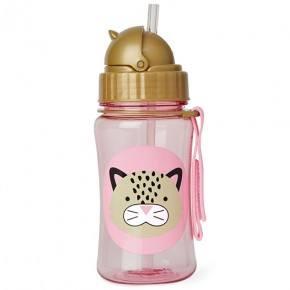 Skip Hop Zoo flaske - leopard
