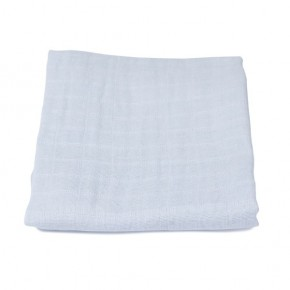 Filibabba Muslin stofble - Light Blue