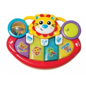 Lion Activity Kick Toy Piano - Jerry's Class.