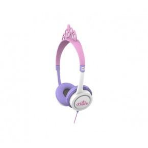 IFROGZ Little Rockerz børnehøretelefoner - Prinsesse