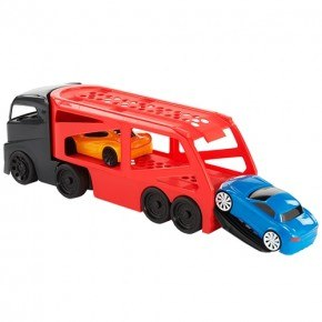 Little Tikes Biltransporter med biler - Multi