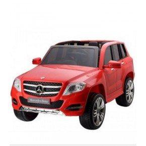Ride ons Mercedes G300 - Rød - Med fjernbetjening
