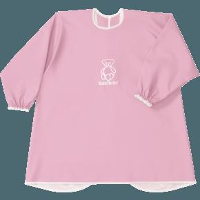 BabyBjörn Børneforklæde Med Ærmer - Lyserød