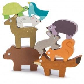 Le Toy Van Stabledyr fra skoven