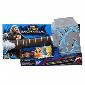 Avengers Thor Rumble Strike Hammer