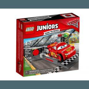 LEGO Juniors, Lynet McQueen affyringsrampe - Cars