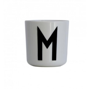 Design letters - AJ melamin - M Kop