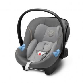Cybex Aton M i-Size Babyautostol - Manhattan Grey