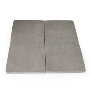 Misioo Legemadras Firkant x4 - Grey