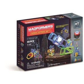 Magformers Magic Space Set konstruktion