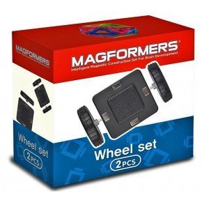 Magformers Wheels Set