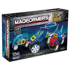 Magformers R/C Custom Cruisers Set