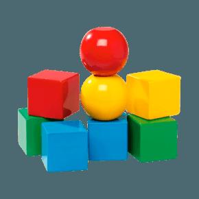 BRIO Magnetiske klodser Babylegetøj