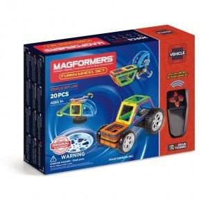 Magformers Funny Wheel sæt 20 dele
