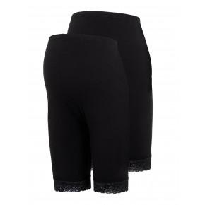 Mamalicious Shorts 2-pak - Sort