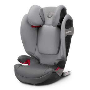 Cybex Solution S-Fix Autostol - Manhattan Grey