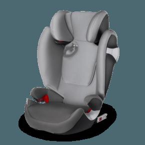 Cybex Solution M-Fix Autostol - Manhattan Grey (Til isofix og/eller sele montering)