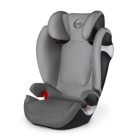 Cybex Solution M Autostol - Manhattan Grey (Til sele montering)