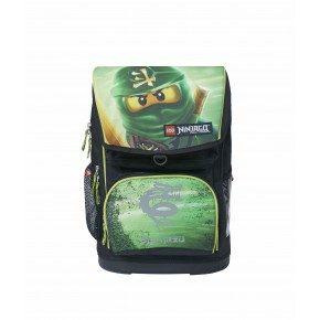 LEGO Ninjago Maxi skoletaske m. gymnastiktaske - Lloyd