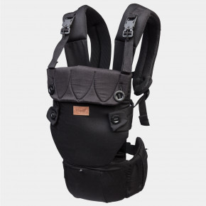 Najell Baby Carrier Original - Matte Black 2019